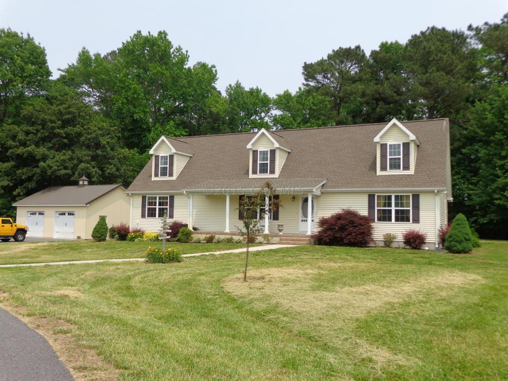 Real Estate for Sale, ListingId: 33785506, Bishopville,MD21813