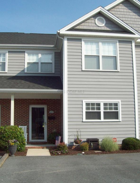 Rental Homes for Rent, ListingId:34038811, location: 1433 Hidden Meadow Ln Salisbury 21801