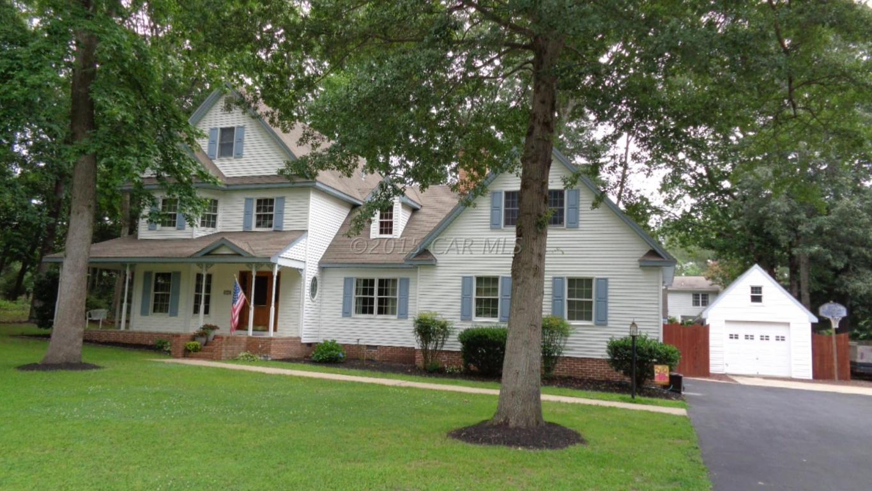 Real Estate for Sale, ListingId: 34315400, Fruitland,MD21826