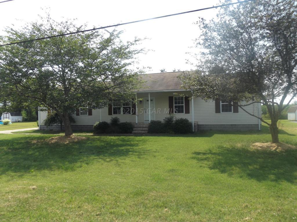 Real Estate for Sale, ListingId: 34483737, Willards,MD21874