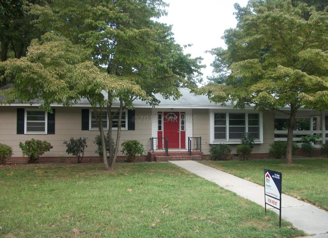 Rental Homes for Rent, ListingId:35291382, location: 217 Hall Dr Salisbury 21804