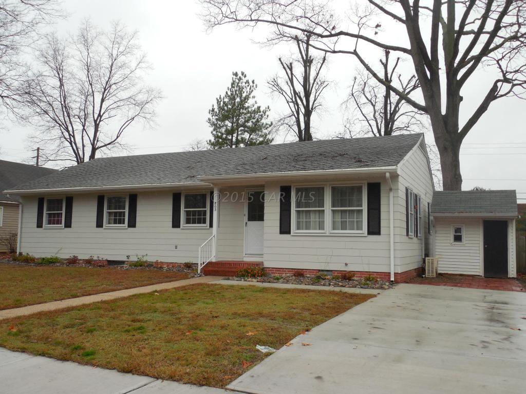 803 Alvin Ave, Salisbury, MD 21804