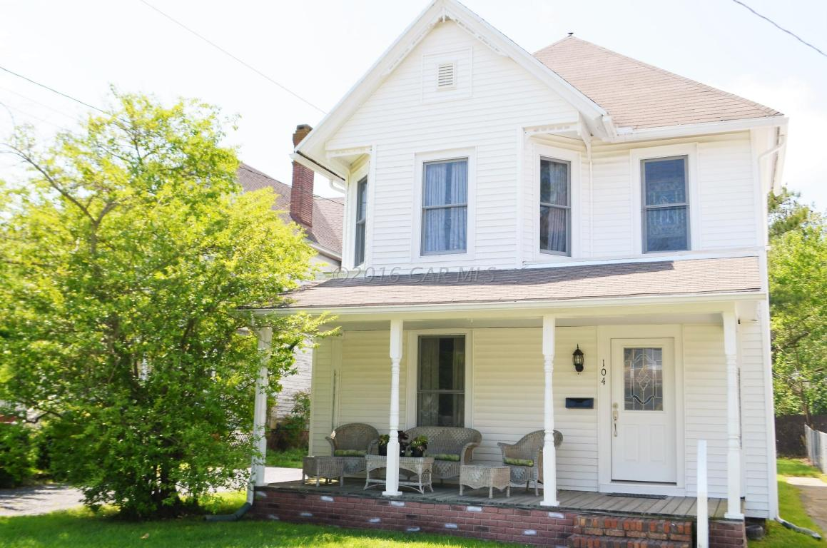 104 S Somerset Ave, Crisfield, MD 21817