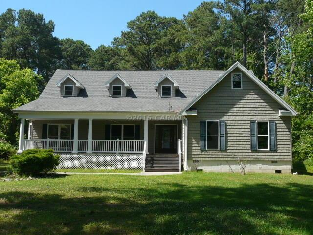 Photo of 26508 Old State Rd  Crisfield  MD
