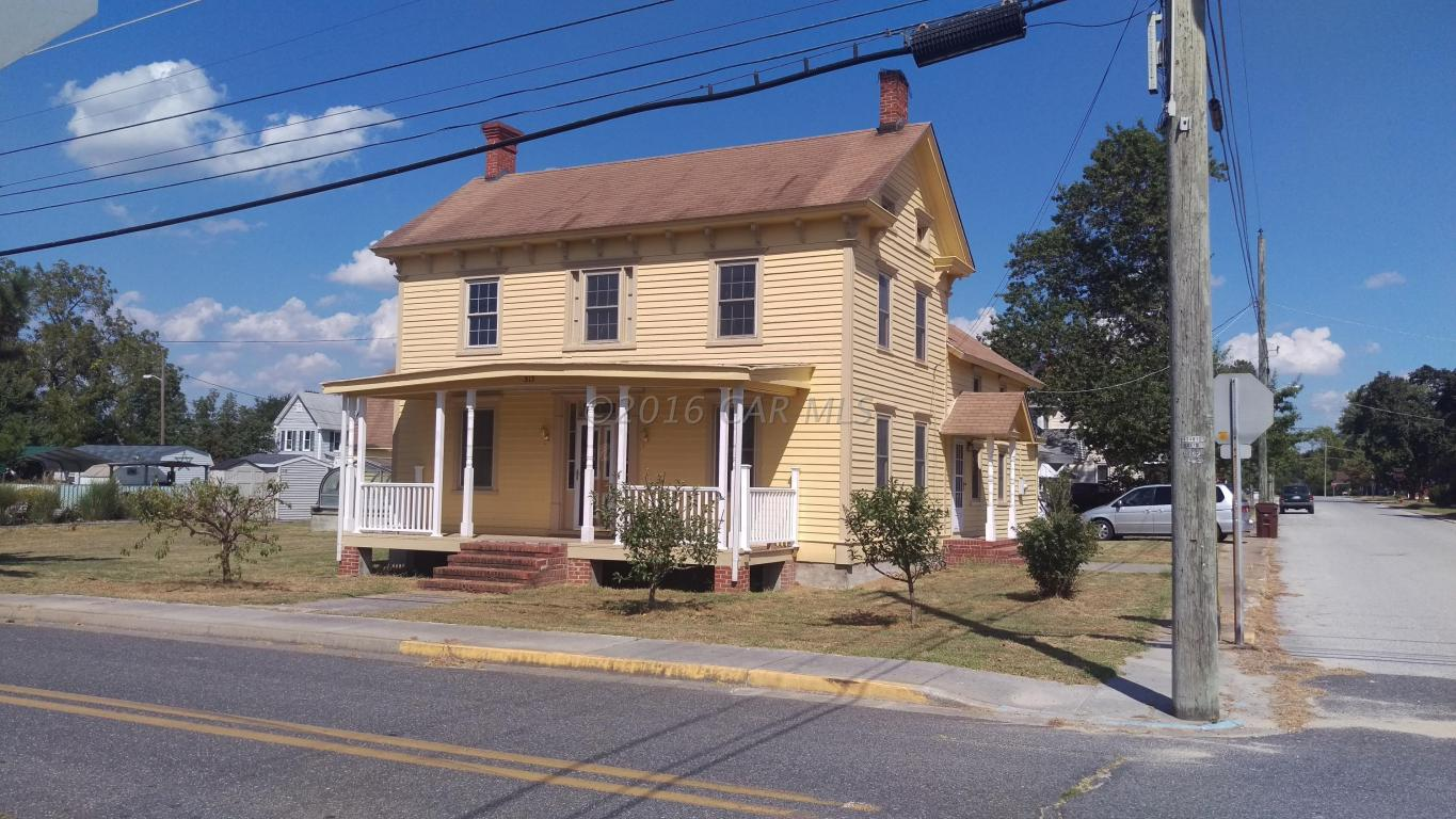 313 Ferry St, Sharptown, MD 21861
