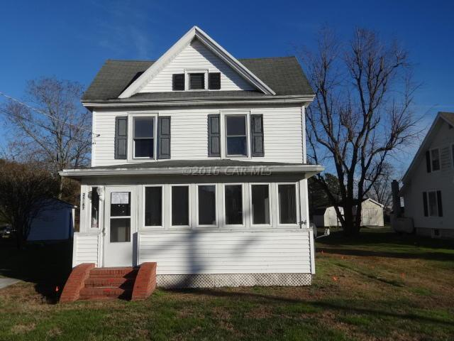 Photo of 26647 Old State Rd  Crisfield  MD