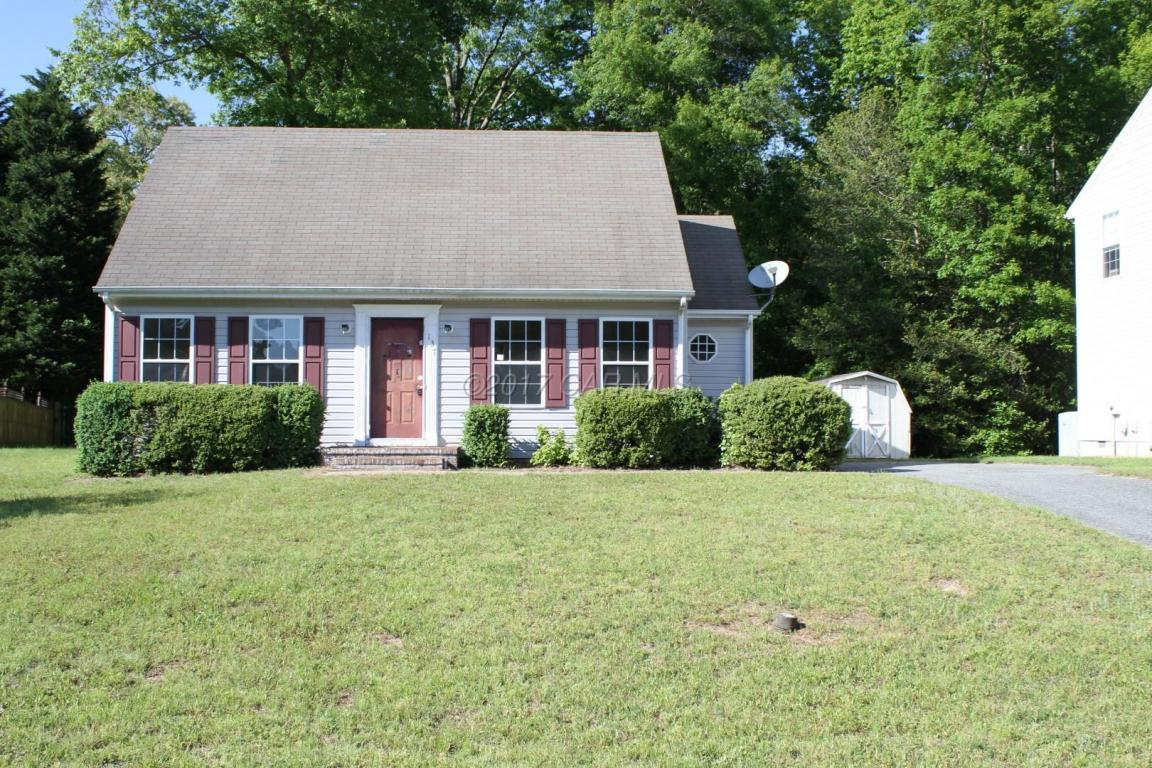 Photo of 137 Emily Dr  Fruitland  MD