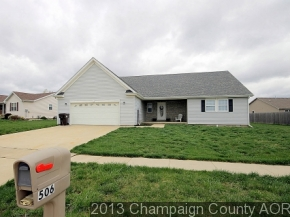 506 W Sangamon St, Fisher, IL 61843
