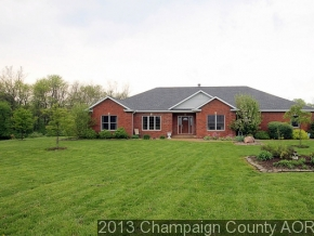1111 County Road 2400 E, Homer, IL 61849