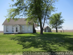 2367 County Road 750 N, Homer, IL 61849