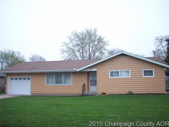 Real Estate for Sale, ListingId: 32842231, Tuscola,IL61953
