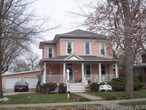 Real Estate for Sale, ListingId: 33197608, Arcola,IL61910