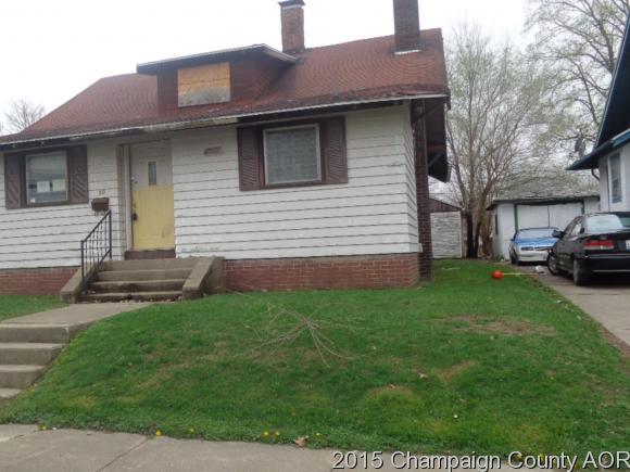 Real Estate for Sale, ListingId: 33445494, Danville,IL61832
