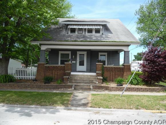 Real Estate for Sale, ListingId: 33536571, Arthur,IL61911