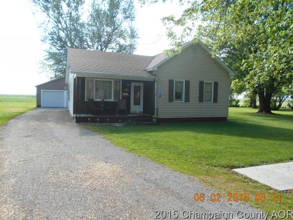 Real Estate for Sale, ListingId: 33632289, Brocton,IL61917