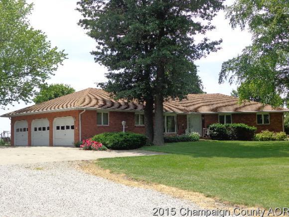 Real Estate for Sale, ListingId: 33737126, Villa Grove,IL61956