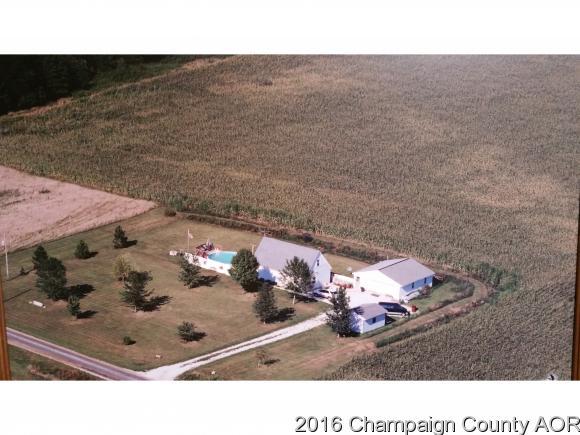 20 acres Tuscola, IL
