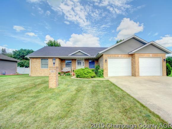 Real Estate for Sale, ListingId: 34544220, Tuscola,IL61953