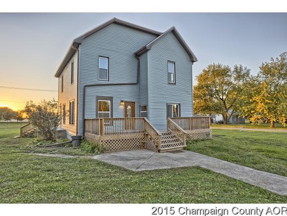Real Estate for Sale, ListingId: 35666309, Bellflower,IL61724