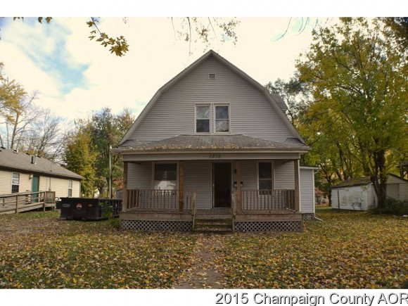 Photo of 1310 N HICKORY ST  CHAMPAIGN  IL
