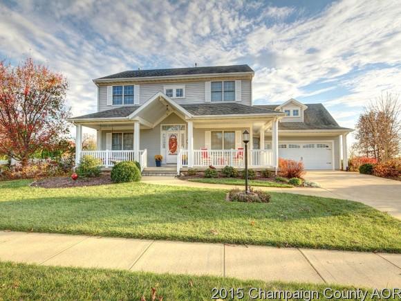 Real Estate for Sale, ListingId: 36202968, Mahomet,IL61853