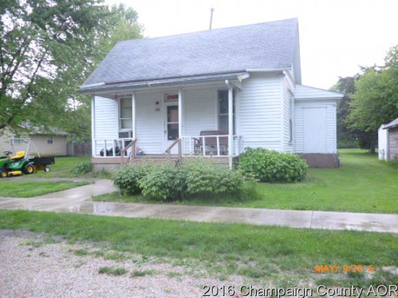 Photo of 231 N INDIANA ST  ATWOOD  IL