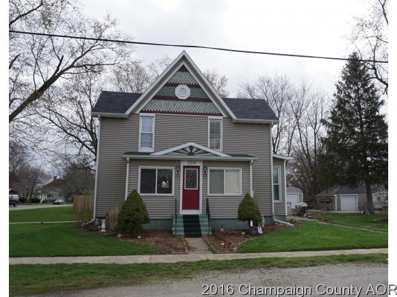 Photo of 204 N MAIN  MANSFIELD  IL