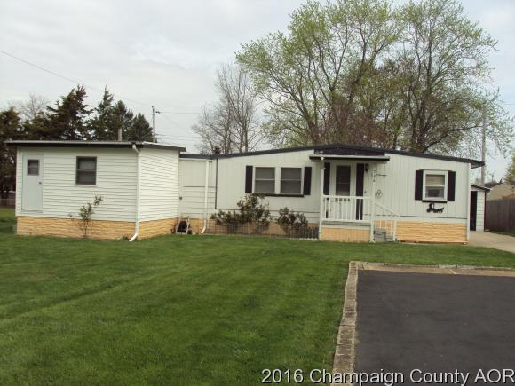 Photo of 706 W PARK  THOMASBORO  IL
