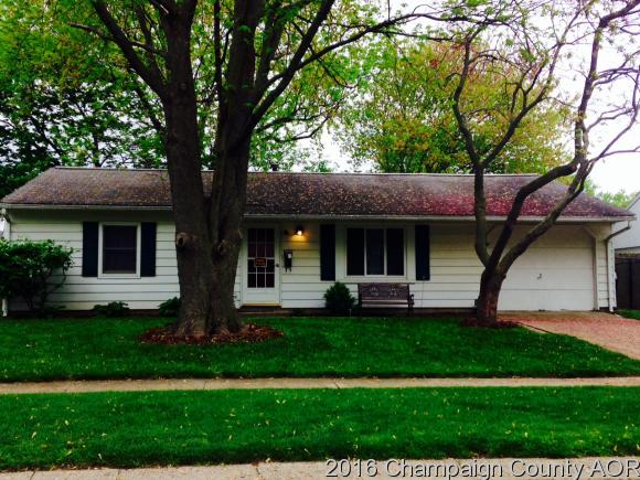 Photo of 1605 LINCOLNWOOD DR  URBANA  IL