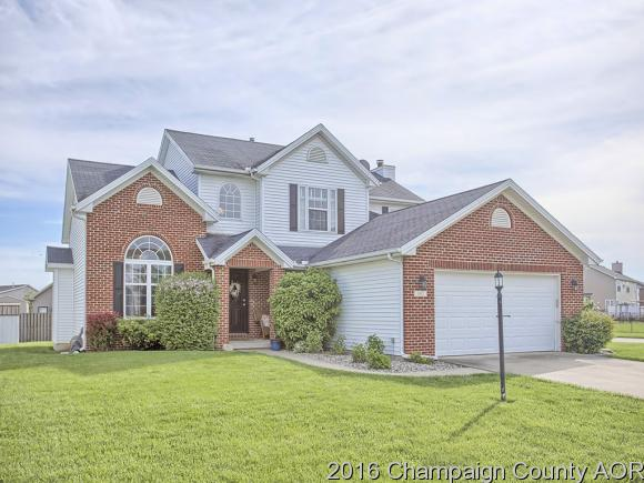 Photo of 307 BUTTERCUP DRIVE  SAVOY  IL