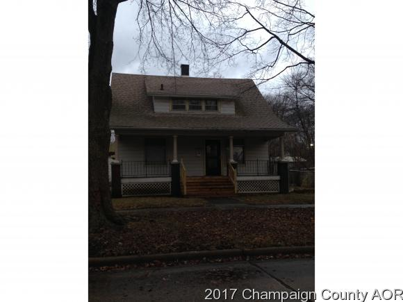 Photo of 1301 N HICKORY ST  CHAMPAIGN  IL