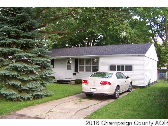 Photo of 1116 ROSELAWN DRIVE  PAXTON  IL