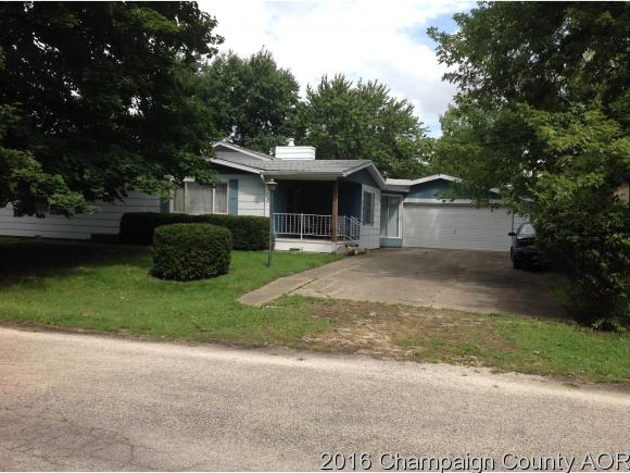 Photo of 606 W CLARK ST  THOMASBORO  IL