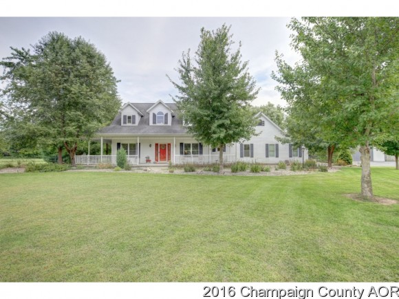 Photo of 2425 COUNTY ROAD 1150 N  HOMER  IL