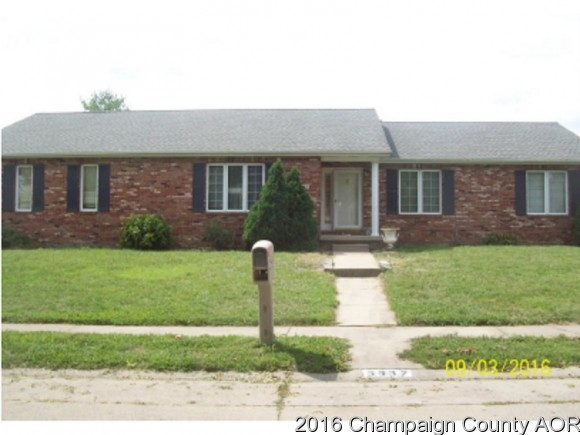Photo of 3337 BRANCHWOOD DR  SPRINGFIELD  IL