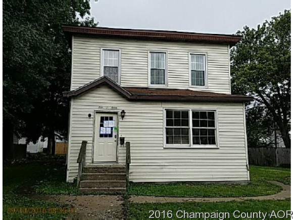 Photo of 407 N MADISON ST  CLINTON  IL