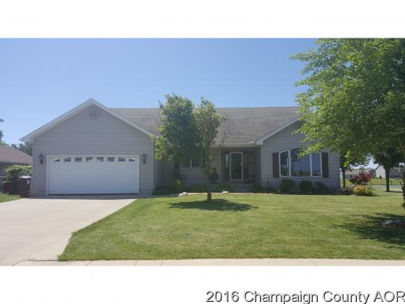 Photo of 409 BETTY CT  FISHER  IL