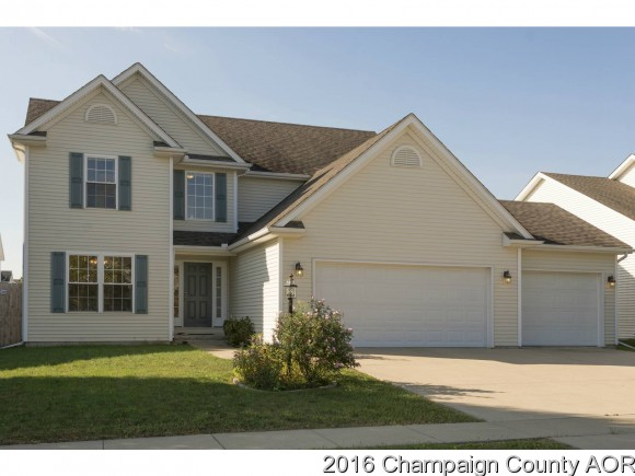 Photo of 415 GENTIAN DR  SAVOY  IL