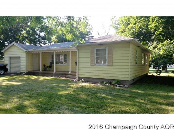 Photo of 815 E ORLEANS ST  PAXTON  IL