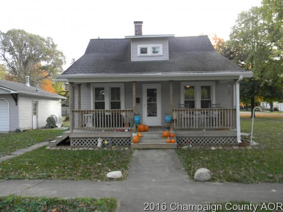 Photo of 202 S 2ND ST  FISHER  IL