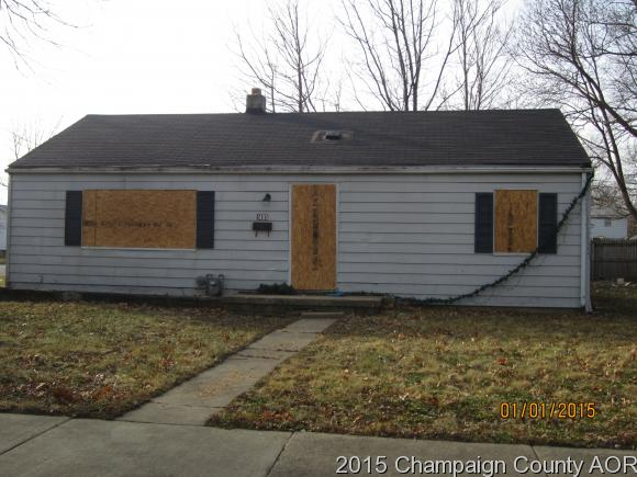Photo of 1405 N GULICK AVE  DECATUR  IL