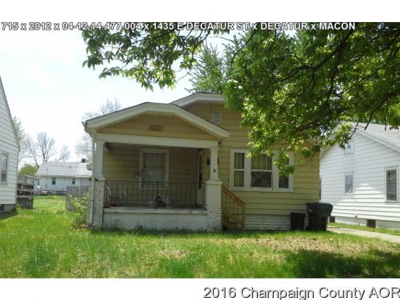 1435 E Decatur St, Decatur, IL 62521