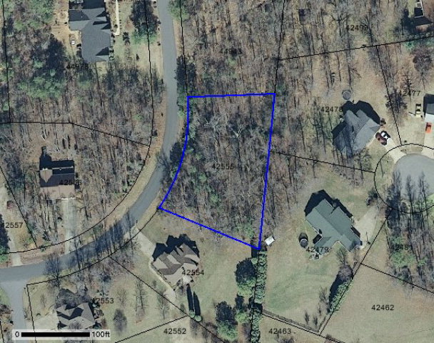 Land for Sale, ListingId:33350498, location: 112 Twin Lake Dr Shelby 28152