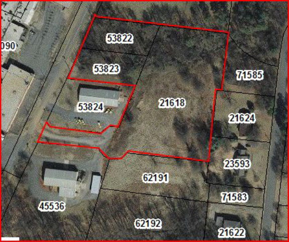 Commercial Property for Sale, ListingId:30917619, location: 0 Neisler St. Shelby 28152