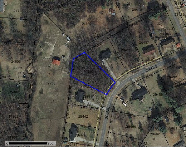 Land for Sale, ListingId:30917742, location: 0 Scenic Circle Shelby 28150