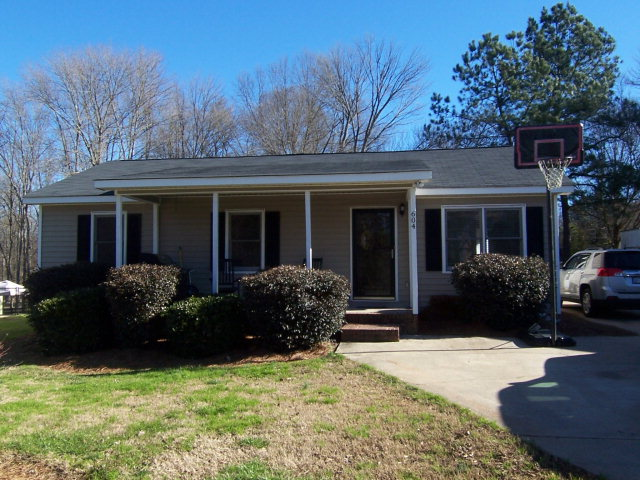 Photo of 604 N Dixie Street  Cherryville  NC