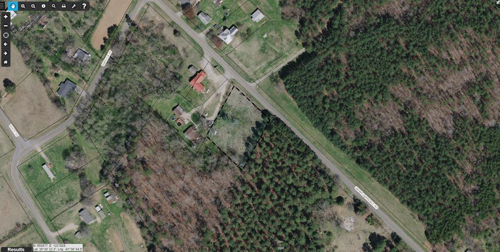 Casar-Lawndale Road Casar, NC 28025