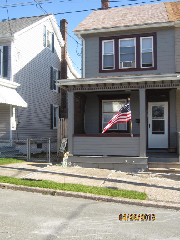303 E White St, Summit Hill, PA 18250