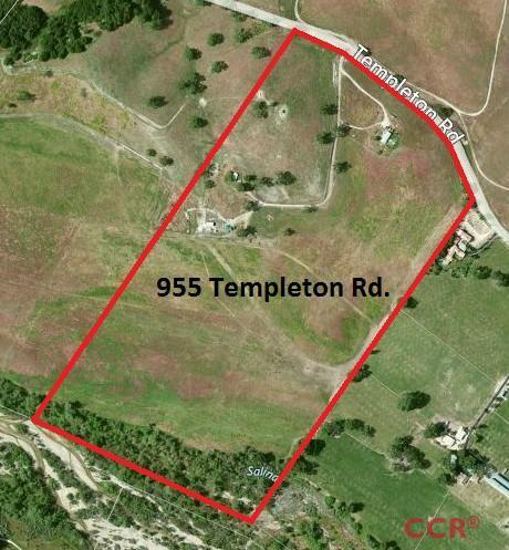 85 acres Templeton, CA