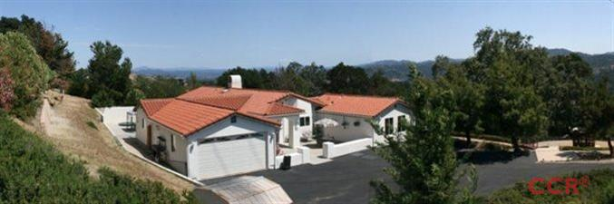 3.85 acres in Atascadero, California